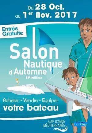 Yachting lodge what else for Salon nautique cap d agde 2017